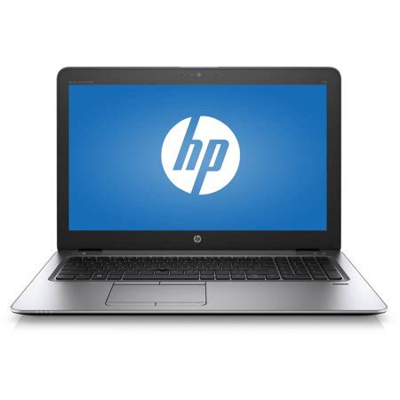 "hp silver 15.6"" elitebook 755 g3 laptop pc with amd a12"