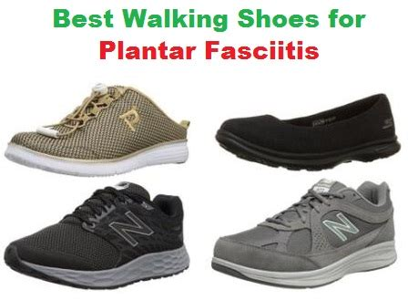 top 20 best walking shoes for plantar fasciitis in 2018