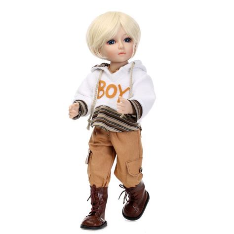 Boneka Princess 45cm New Vinyl Sd Bjd Joint Doll Boneka popular bjd doll boy buy cheap bjd doll boy lots from