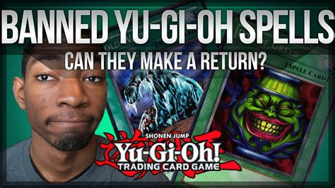 Can I Return A Gift Card - banned yu gi oh spell cards can they ever return 1080p hd youtube