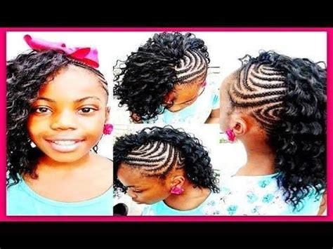 12 yearsold natural hairstyles 12 year old black girl hairstyles immodell net