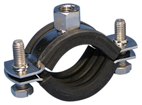nvent erico 595620 : pipe clamp, macrofix two screw, c/w