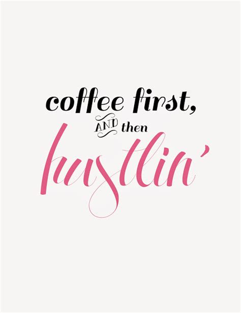 printable glitter quotes trend free printables upcoming coffee cart project