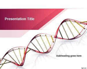 ppt templates free download genetics free dna structure powerpoint template