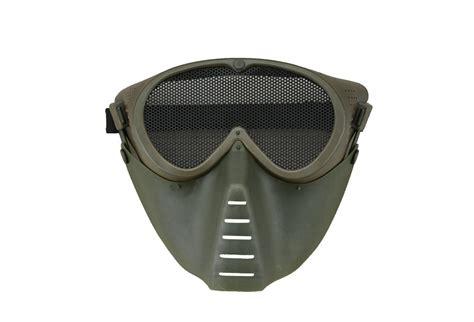 Olive Sk7 Mask 5 Pcs ventus eco mask olive olive tactical equipment masks gunfire pl repliki asg asg