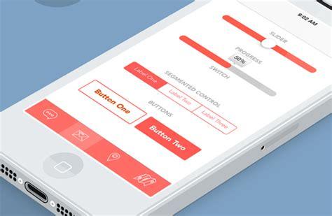 design app ios storemob iphone and ios app ui design templates