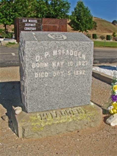 San Luis Obispo Birth Records San Miguel Cemetery San Luis Obispo Co Ca
