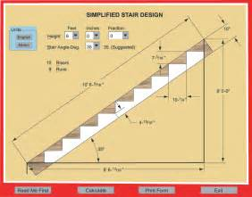 Stair Stringer Thickness by Staircase Angle Gallery