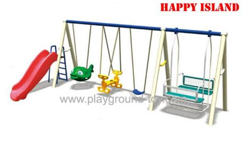 plastic swing set with slide wave plastic slide children swing sets outdoor swing