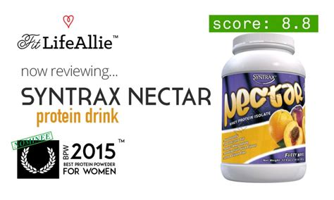 d protein review syntrax nectar protein reviews motavera