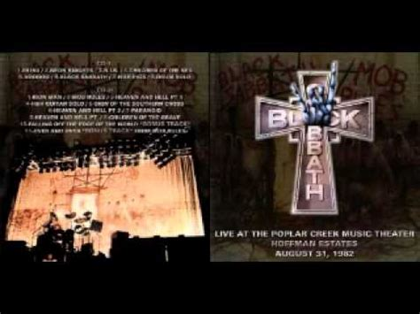 black sabbath the sign of the southern cross/heaven and