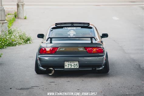 nissan 240sx type x lights big fish in a big pond josh davis type x 180sx