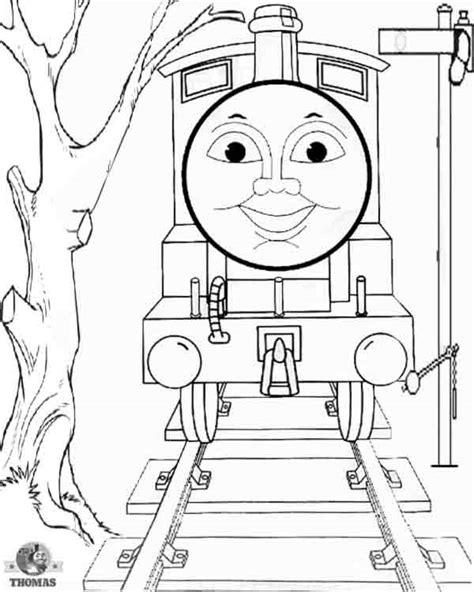 large coloring pages of thomas the train january 2011 train thomas the tank engine friends free