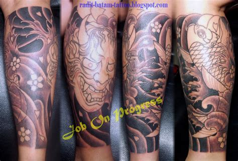 tattoo batam indonesia radit batam tattoo februari 2016