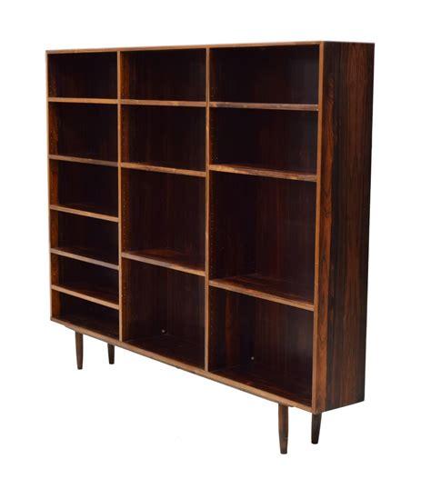 mid century modern bookcase mid century modern rosewood bookcase