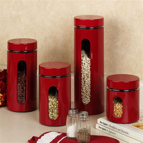 Kitchen Canisters Stainless Steel Wow Kitchen Accessories Ideas On Small Home Decoration