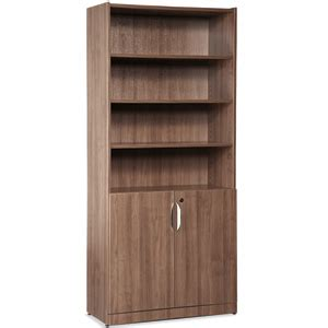 Office Bookcases With Doors Wooden Office Bookcases With Doors Officepope