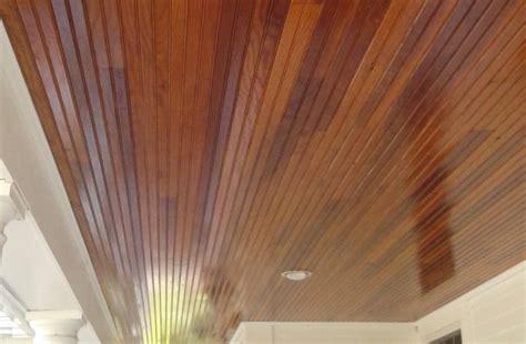 douglas fir beadboard mah deck seal a deckseal a deck