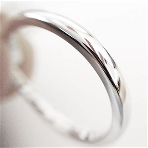 white gold vs platinum for wedding rings what s the