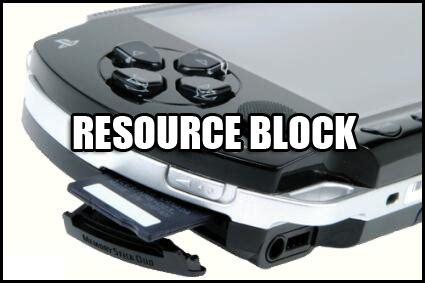 ressource block : encore un plugin de neur0n