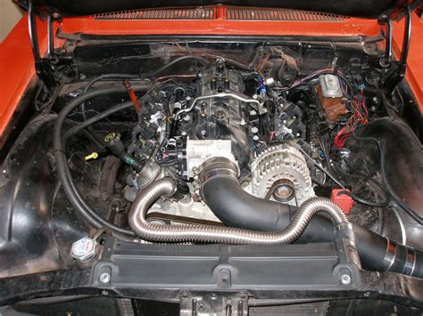 Build A 2 Car Garage by Lq4 Into A 3rd Gen 1972 Nova Ls1tech