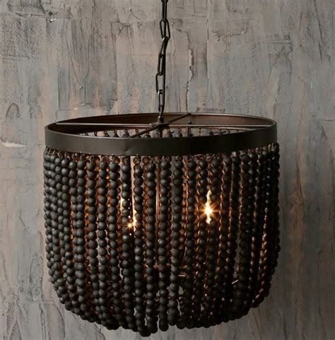 black beaded chandelier dining room chandeliers antique