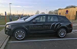 Bentley bentayga avsl 246 jad teknikens v 228 rld