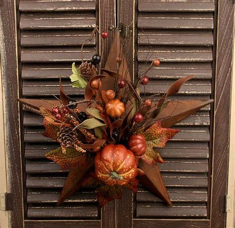 primitive fall decorating 12 quot decorated fall pumpkin fall and