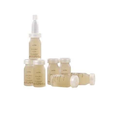 Serum Rj Jafra royal jelly lift concentrate jafra by evelienvanderwerff