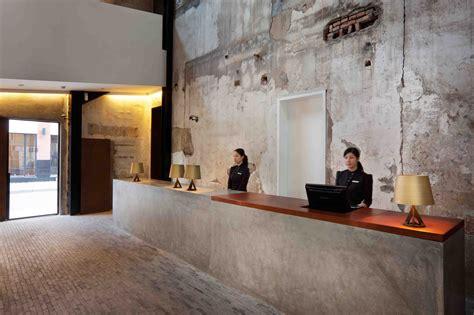 Industrial Home Interior gallery of the waterhouse at south bund neri amp hu design