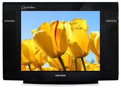 Harga Tv Flat Sanken harga elektronik televisi slim 21 baru dan bekas