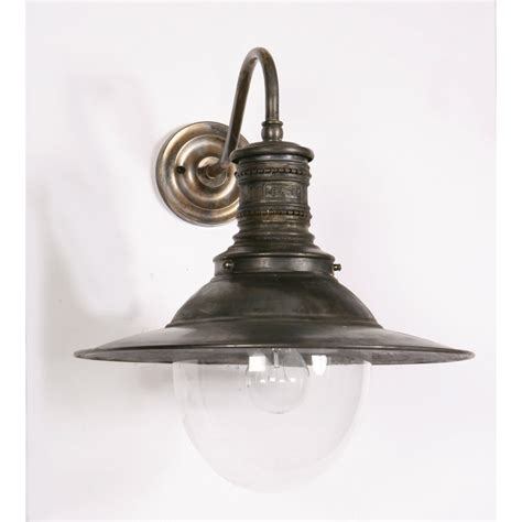 Heritage Lighting by Station L Wall Light For Indoor Or Outdoor Use