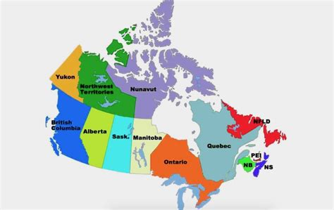 map of canada provinces and capitals map of canada provinces and capitals www pixshark