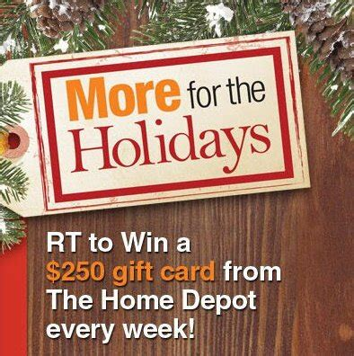 The Home Depot Gift Card Balance - home depot gift card balance inquiry image mag