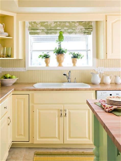 Decorating Ideas Kitchen Window Dressing Jak Urządzić Wnętrze W Kolorze Waniliowym