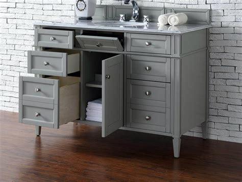 48 in bathroom vanity without top
