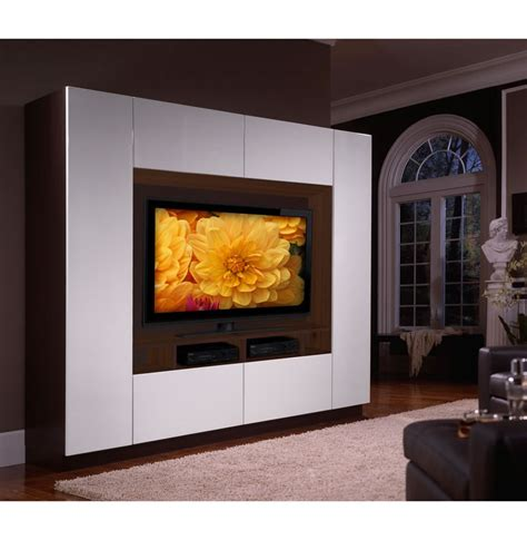 minimalist entertainment center entertainment center a modern minimalist favorite contempo space