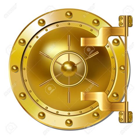 gold door clipart clipground