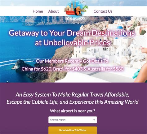 vacay reviews next vacay review travel hack for 25 one step 4ward