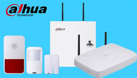 dahua alarm systems offering alarm integrated