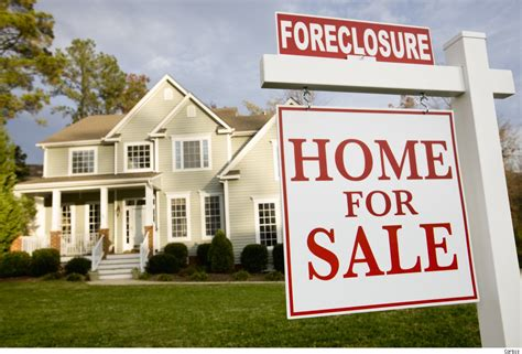 Foreclosed Houses by 2009 Record Year For Foreclosures