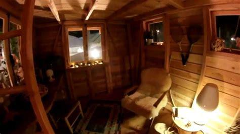 casa magica del arbol magica casa del arbol construida en cinco dias para fira de girona youtube