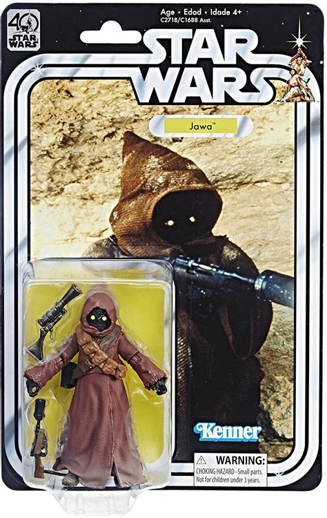 time wars 40 years of the books jawa wars 40th anniversary figure wave 2 at