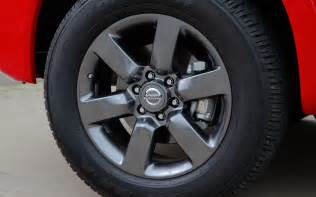 Titan Truck Wheels 2012 Nissan Titan Wheels 180479 Photo 12 Trucktrend