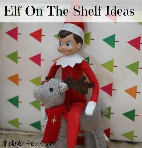 on the shelf on a reindeer the house