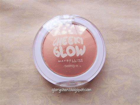 Maybelline Cheeky Glow Wooden maybelline blush studio quot cheeky glow quot chen