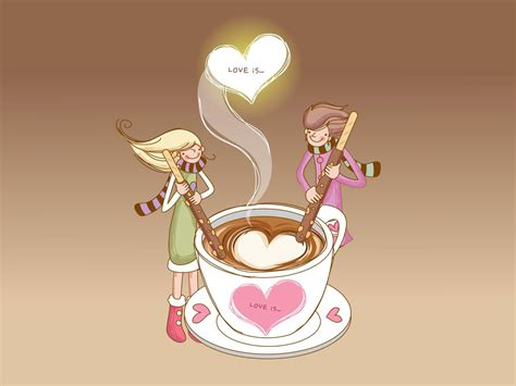 cute coffee wallpaper hd 35 happy valentine s day hd wallpapers backgrounds pictures