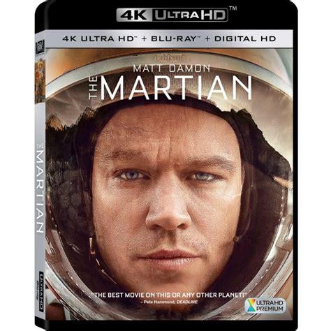 Film Blu Ray Uhd 4k | the martian 4k uhd blu ray