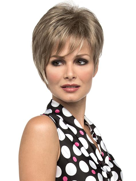 bangs long eyebrow skimming bangs hairboutique nieci by envy synthetic short wig wigs com the wig