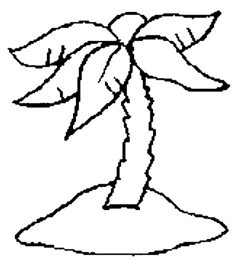 islands coloring pages
